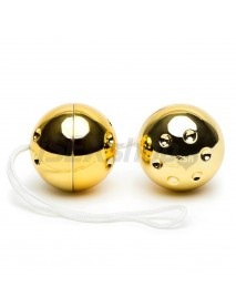 Seven Creations Gold Metal Balls